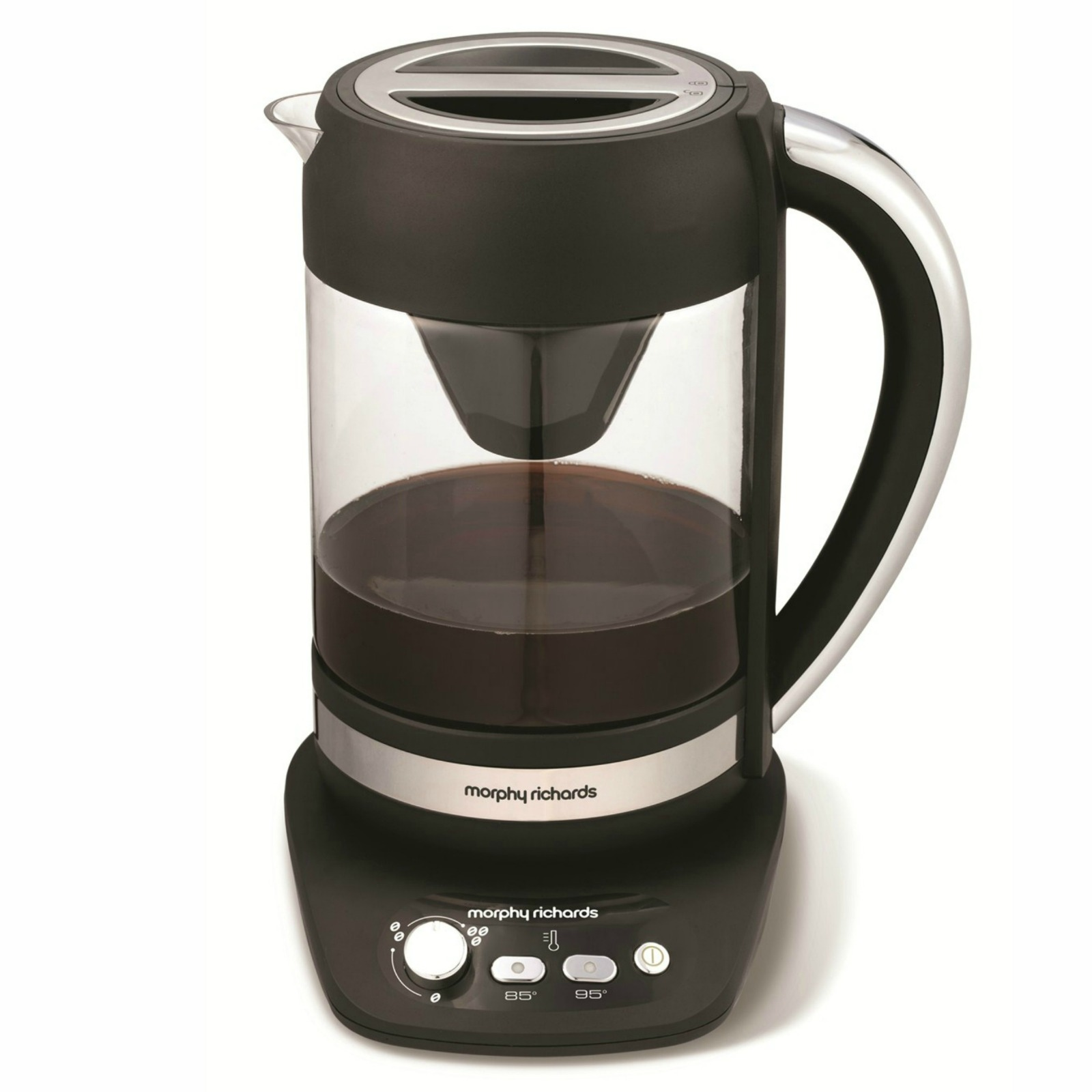 Morphy Richards 47140 Cascata Pump Filter Coffee Maker
