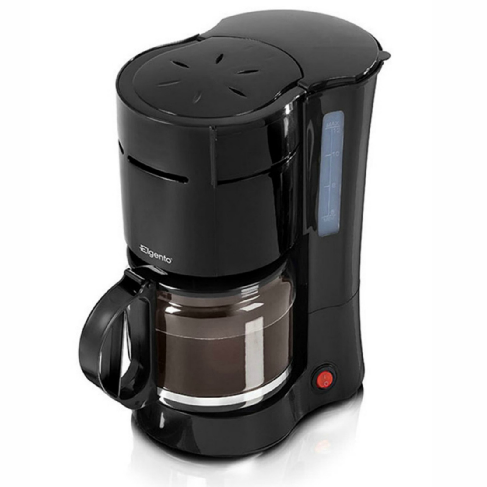 Elgento E13004 12 Cup Coffee Maker Black eBay