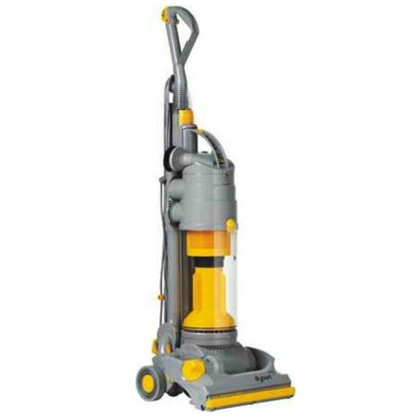 Dyson Dc04 Upright Vacuum Cleaner Standard Gray Yellow